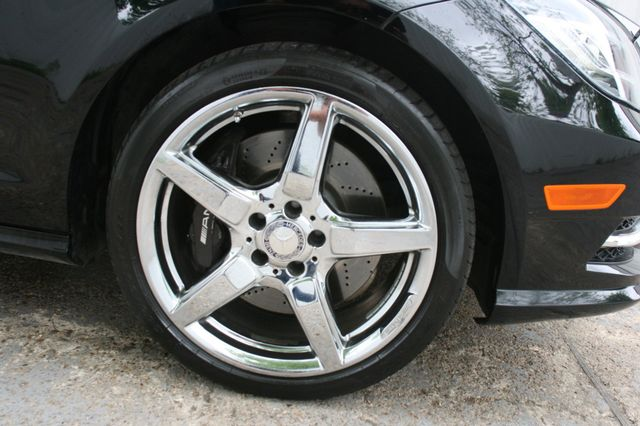 2012 Mercedes-Benz CLS 550 Houston, Texas 8