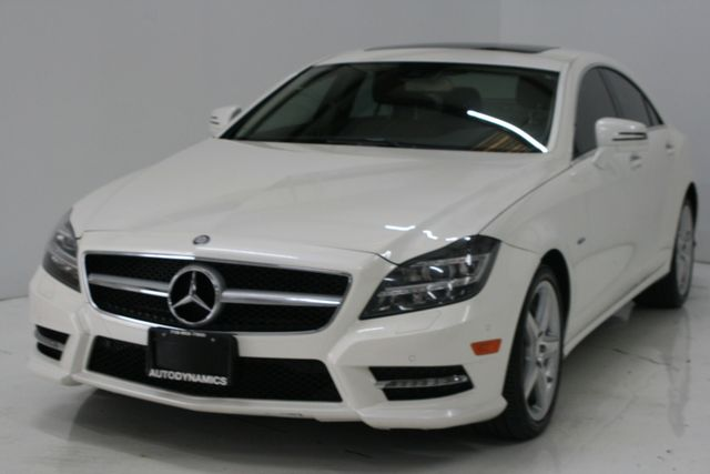 2012 Mercedes-Benz CLS 550 Sport Houston, Texas 2