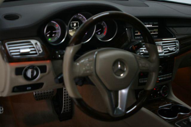 2012 Mercedes-Benz CLS 550 Sport Houston, Texas 12
