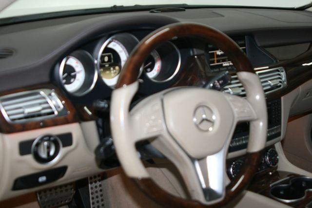 2012 Mercedes-Benz CLS 550 Sport Houston, Texas 14