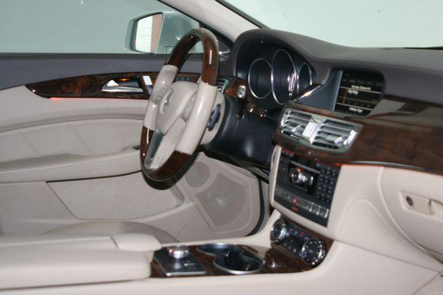 2012 Mercedes-Benz CLS 550 Sport Houston, Texas 17