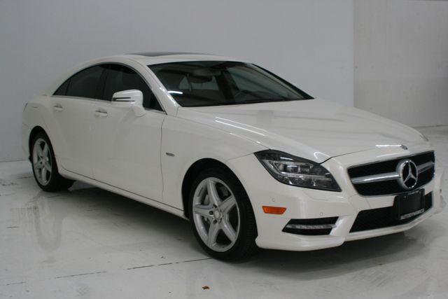 2012 Mercedes-Benz CLS 550 Sport Houston, Texas 3