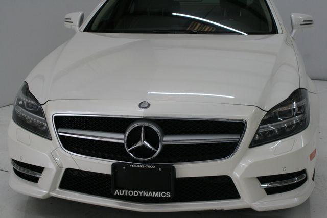 2012 Mercedes-Benz CLS 550 Sport Houston, Texas 4