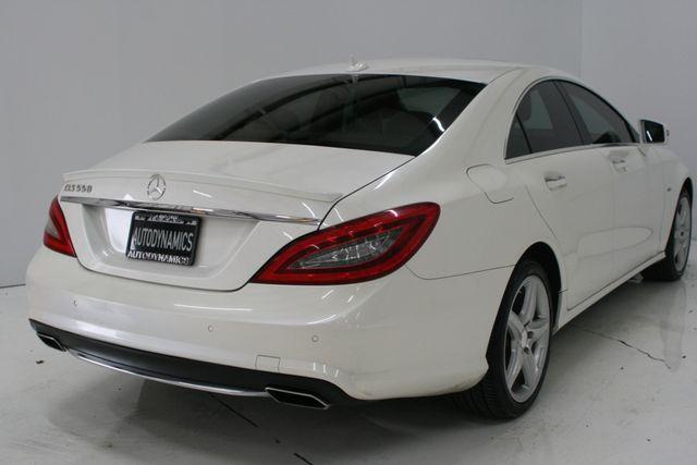 2012 Mercedes-Benz CLS 550 Sport Houston, Texas 8