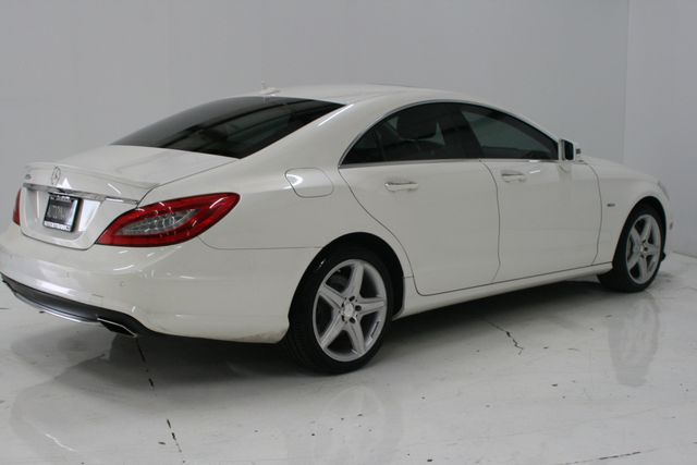 2012 Mercedes-Benz CLS 550 Sport Houston, Texas 9