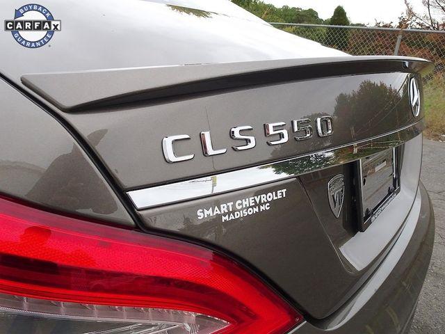 2012 Mercedes-Benz CLS 550 CLS 550 Madison, NC 12