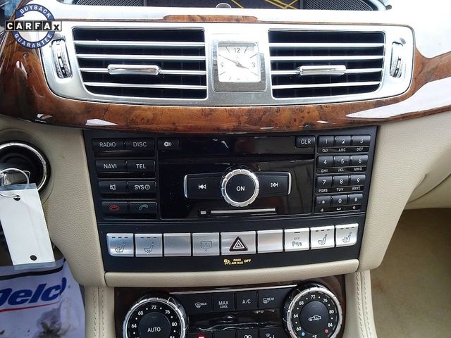 2012 Mercedes-Benz CLS 550 CLS 550 Madison, NC 22