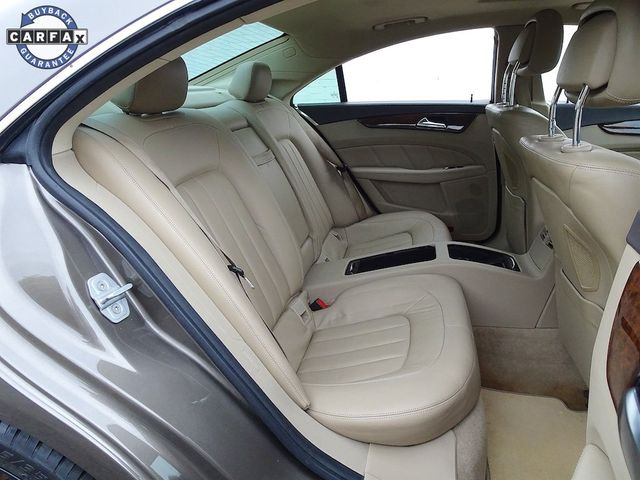 2012 Mercedes-Benz CLS 550 CLS 550 Madison, NC 36