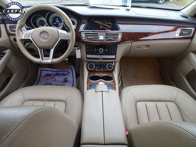 2012 Mercedes-Benz CLS 550 CLS 550 Madison, NC 37