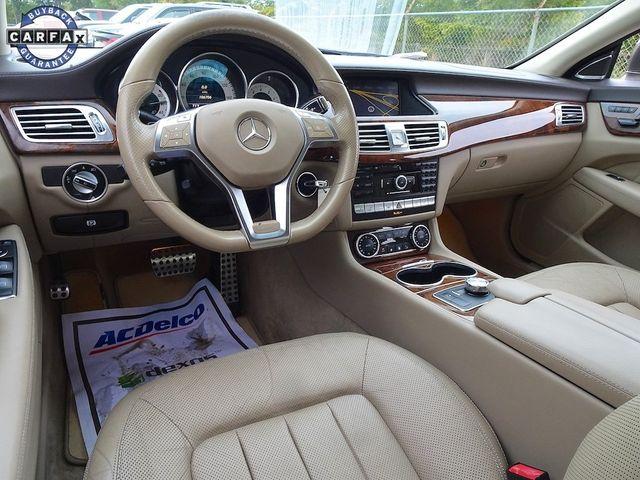2012 Mercedes-Benz CLS 550 CLS 550 Madison, NC 38