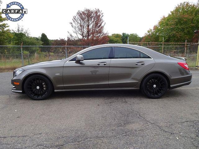2012 Mercedes-Benz CLS 550 CLS 550 Madison, NC 4