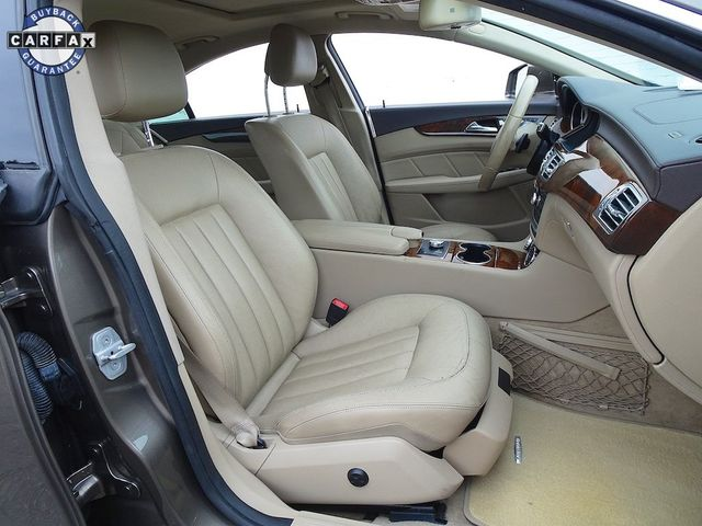 2012 Mercedes-Benz CLS 550 CLS 550 Madison, NC 43