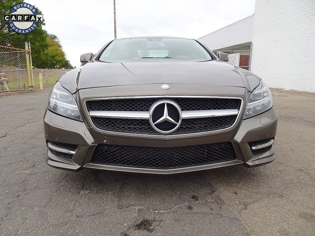 2012 Mercedes-Benz CLS 550 CLS 550 Madison, NC 7