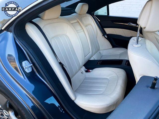 2012 Mercedes-Benz CLS 550 CLS 550 Madison, NC 11