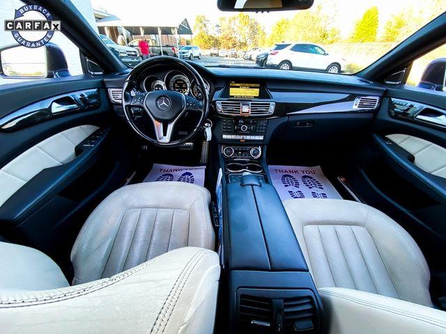 2012 Mercedes-Benz CLS 550 CLS 550 Madison, NC 21