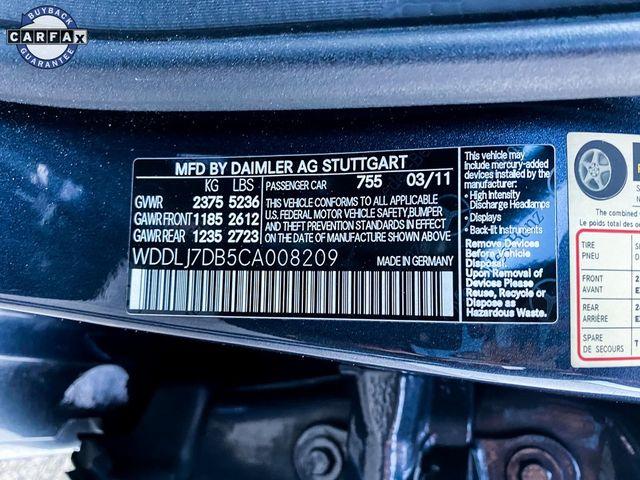 2012 Mercedes-Benz CLS 550 CLS 550 Madison, NC 41