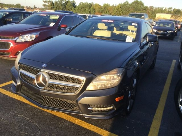 2012 Mercedes-Benz CLS 550 CLS 550 Madison, NC 0