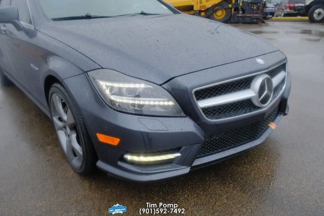 2012 Mercedes-Benz CLS 550 in Memphis, Tennessee 38115