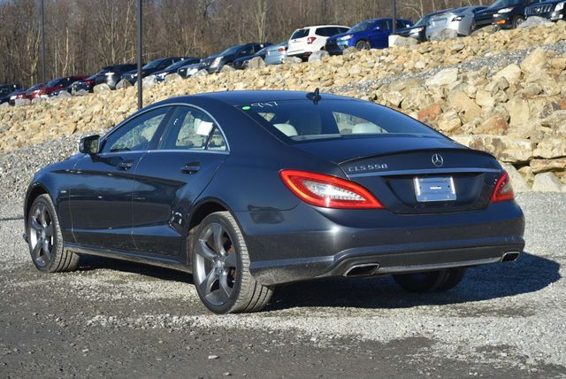 2012 Mercedes-Benz CLS 550 Naugatuck, Connecticut 2
