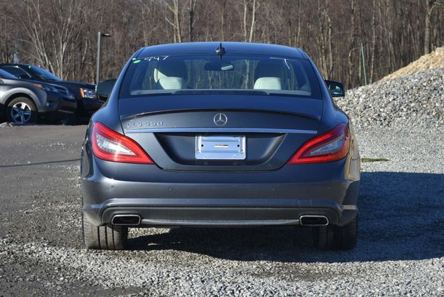 2012 Mercedes-Benz CLS 550 Naugatuck, Connecticut 3