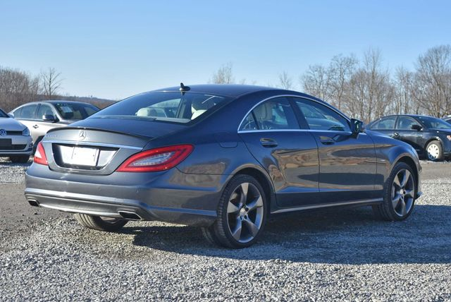 2012 Mercedes-Benz CLS 550 Naugatuck, Connecticut 4
