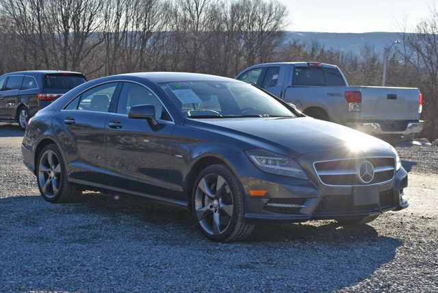 2012 Mercedes-Benz CLS 550 Naugatuck, Connecticut 6