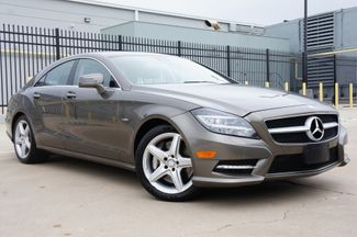 2012 Mercedes-Benz CLS 550 Active Seats * P1 * Lane Track Pkg * AMG Wheels * in Plano, Texas 75093