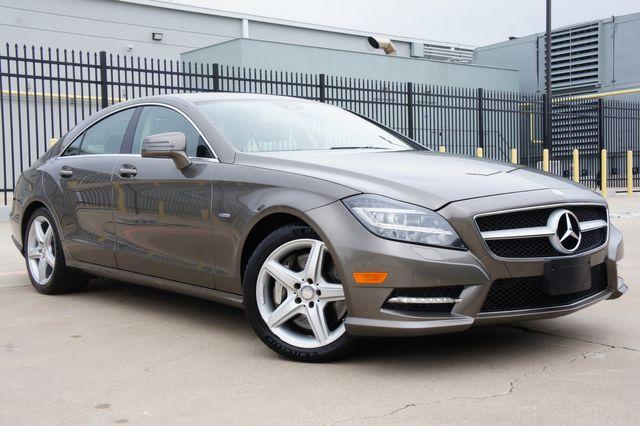 2012 Mercedes-Benz CLS 550 Active Seats * P1 * Lane Track Pkg * AMG Wheels *