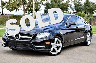 2012 Mercedes-Benz CLS 550 Reseda, CA
