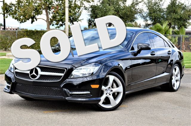 2012 Mercedes-Benz CLS 550 Reseda, CA 0