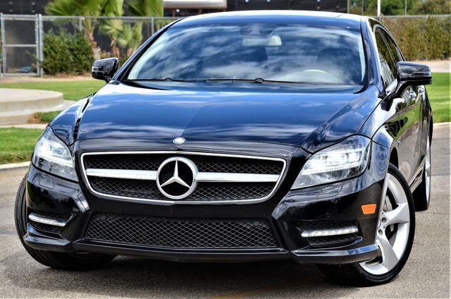 2012 Mercedes-Benz CLS 550 Reseda, CA 17