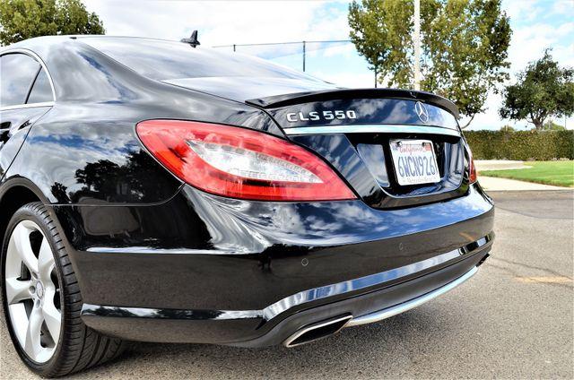 2012 Mercedes-Benz CLS 550 Reseda, CA 26