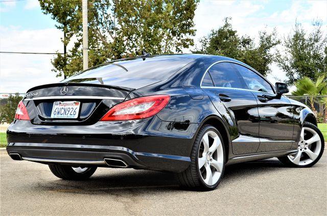 2012 Mercedes-Benz CLS 550 Reseda, CA 3