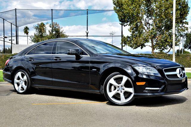 2012 Mercedes-Benz CLS 550 Reseda, CA 1