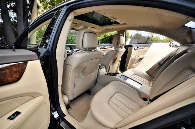 2012 Mercedes-Benz CLS 550 Reseda, CA 34