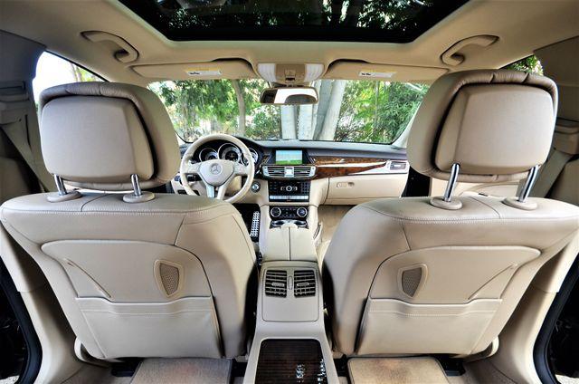 2012 Mercedes-Benz CLS 550 Reseda, CA 5