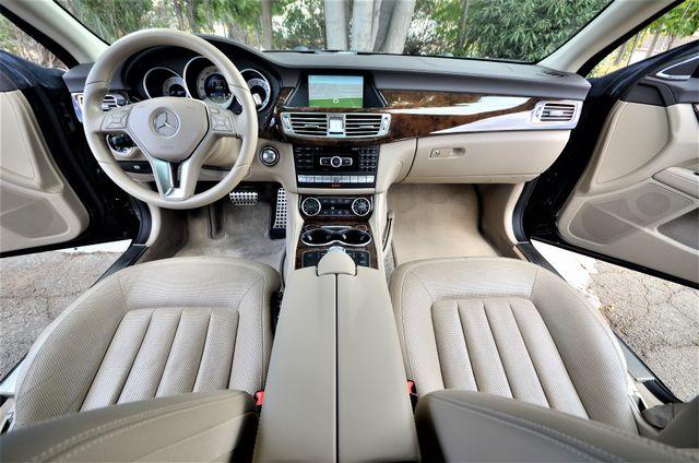 2012 Mercedes-Benz CLS 550 Reseda, CA 38