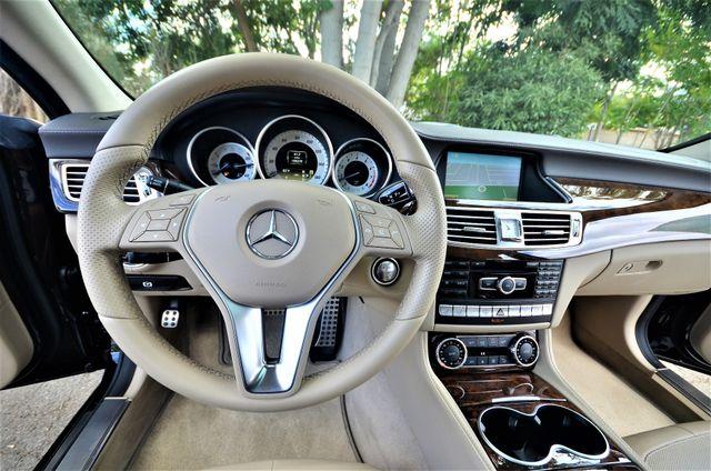 2012 Mercedes-Benz CLS 550 Reseda, CA 4