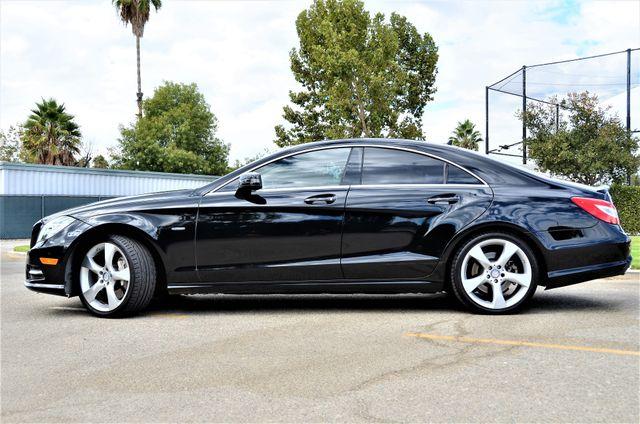 2012 Mercedes-Benz CLS 550 Reseda, CA 21
