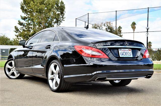 2012 Mercedes-Benz CLS 550 Reseda, CA 2