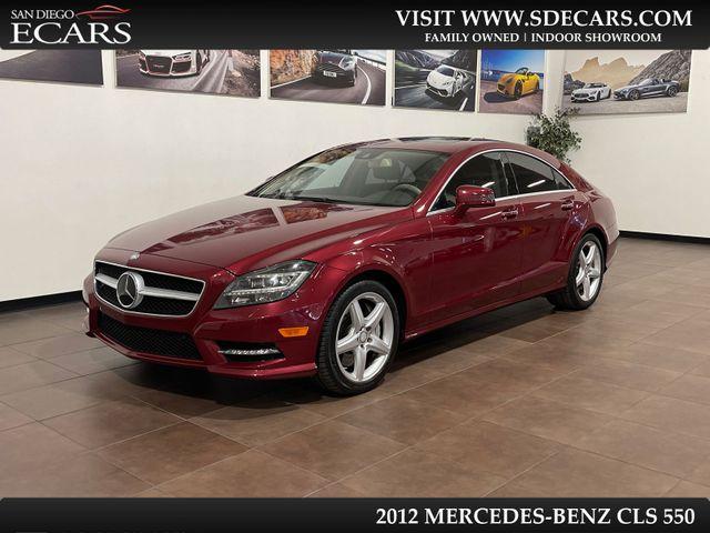 2012 Mercedes-Benz CLS 550 in San Diego, CA 92126