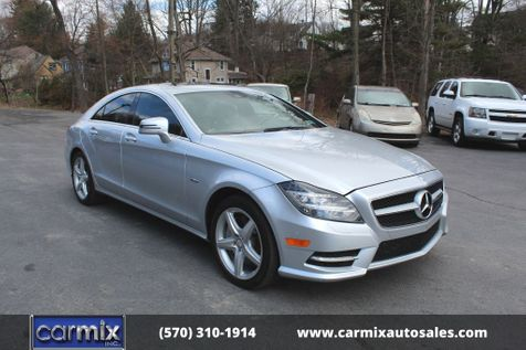 2012 Mercedes-Benz CLS 550 550 4MATIC in Shavertown