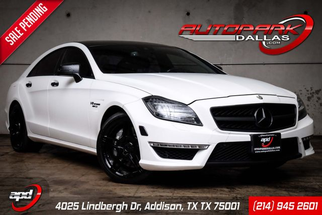2012 Mercedes-Benz CLS 63 AMG RENNtech Tuned 700+ Horsepower w/ Upgrades