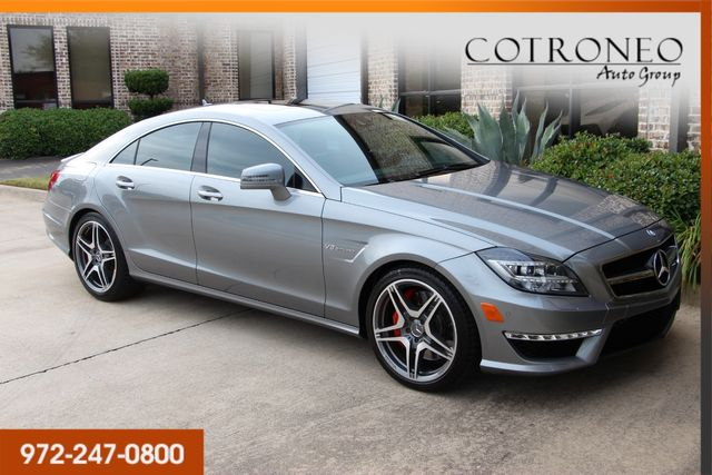 2012 Mercedes-Benz CLS 63 AMG in Addison, TX 75001