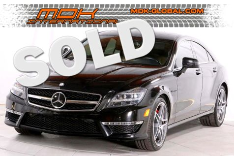 2012 Mercedes-Benz CLS 63 AMG - P30 PERFORMANCE PKG - Distronic Plus in Los Angeles