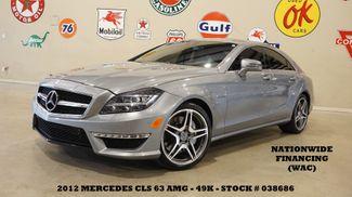 2012 Mercedes-Benz CLS 63 AMG RENNTECH,ROOF,NAV,HTD/COOL LTH,49K in Carrollton, TX 75006
