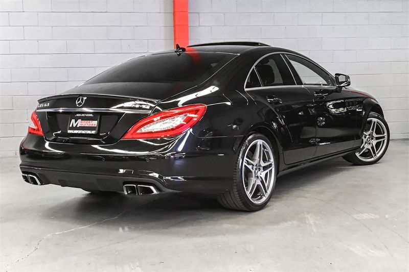 2012 Mercedes-Benz CLS 63 AMG  city CA  M Sport Motors  in Walnut Creek, CA