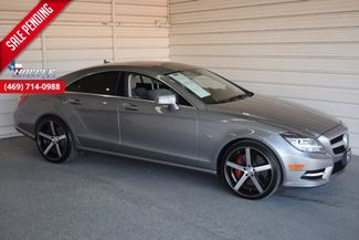 2012 Mercedes-Benz CLS CLS 550 4MATIC?? in McKinney Texas, 75070