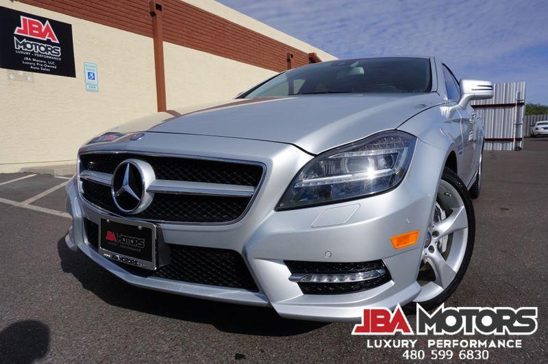 2012 Mercedes-Benz CLS550 4Matic AWD CLS550 CLS Class 550 Sedan | MESA, AZ | JBA MOTORS in MESA AZ