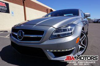 2012 Mercedes-Benz CLS63 CLS63 AMG Bi-Turbo V8 ~ P30 Performance Pkg CLS 63 | MESA, AZ | JBA MOTORS in Mesa AZ